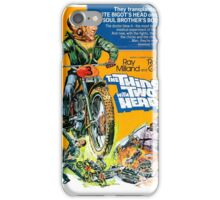HOT ROD : The Thing with Two Heads  iPhone Case/Skin