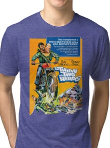 HOT ROD : The Thing with Two Heads  Tri-blend T-Shirt