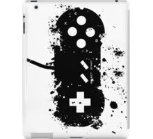 Paint Splat SNES Controller iPad Case/Skin