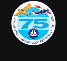 75 Years of Civil Air Patrol Unisex T-Shirt