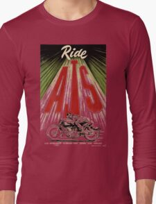 ride AJS Long Sleeve T-Shirt