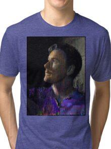 Entropy. And. Surprise! Tri-blend T-Shirt