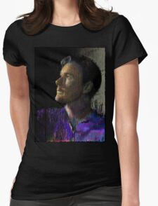 Entropy. And. Surprise! Womens Fitted T-Shirt