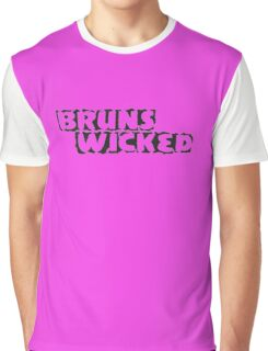 BrunsWicked (black) Graphic T-Shirt