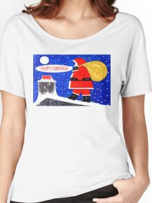HAPPY CHRISTMAS 12 Women's Relaxed Fit T-Shirt