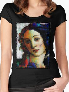 Blue Ruin Women's Fitted Scoop T-Shirt