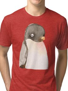 Mr. penguin Tri-blend T-Shirt