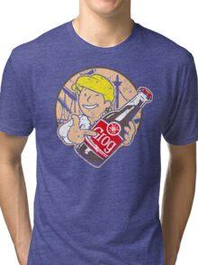 Grog Cola v2 Tri-blend T-Shirt