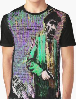 William.S.Burroughs. Graphic T-Shirt
