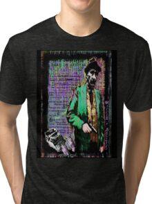 William.S.Burroughs. Tri-blend T-Shirt