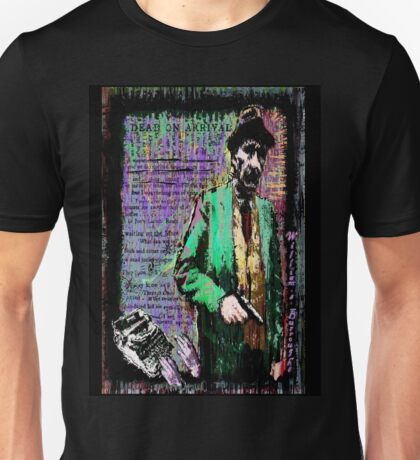 William.S.Burroughs. Unisex T-Shirt