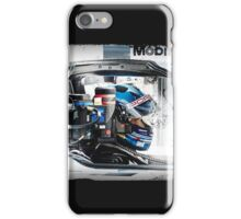 THE DRIVER iPhone Case/Skin
