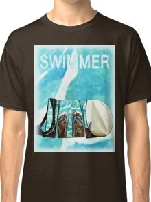 The Swimmer  Classic T-Shirt