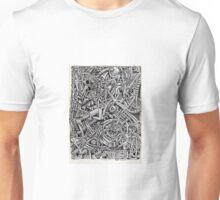 Swirlybird  Unisex T-Shirt