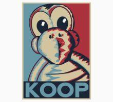 Vote Koopa (Clothing) Kids Tee