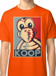 Vote Koopa (Clothing) Classic T-Shirt