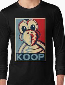Vote Koopa (Clothing) Long Sleeve T-Shirt