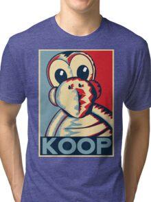 Vote Koopa (Clothing) Tri-blend T-Shirt