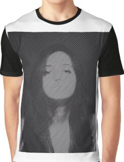 Young-woman-girl Graphic T-Shirt