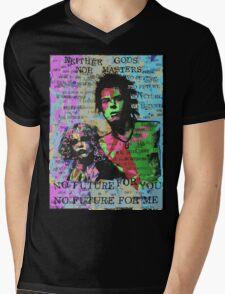 Neither Gods Nor Masters. Mens V-Neck T-Shirt