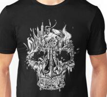 """""""All skull"""" Unisex T-Shirt"""