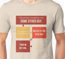 tweets by @dril - Some Other Guy Unisex T-Shirt