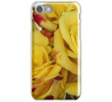 Two roses iPhone Case/Skin