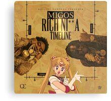 sailor migos Metal Print