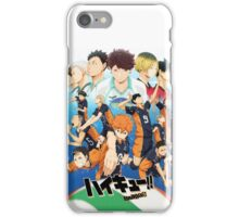 Haikyuu!! - Friends or Foes iPhone Case/Skin