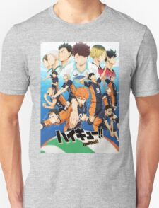 Haikyuu!! - Friends or Foes Unisex T-Shirt