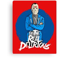 H2O Delirious Real Delirious Canvas Print