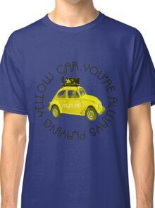Yellow Car Classic T-Shirt