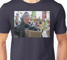 Old Ladies and Guitar Players Unisex T-Shirt