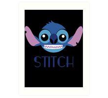 Stitch! Art Print