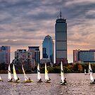 Boston , Massachussets  by LudaNayvelt