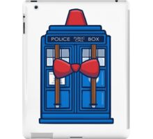 Smith TARDIS iPad Case/Skin