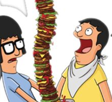 bobs burger Sticker