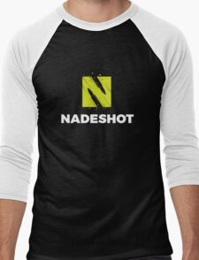 Nadeshot Men's Baseball ¾ T-Shirt