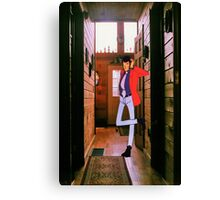 Lupin The 3rd Canvas Print