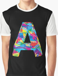 Fun Letter - A Graphic T-Shirt
