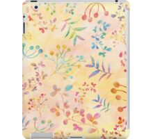 floral /Agat/ iPad Case/Skin