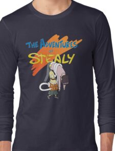 Mr. Stealy! Long Sleeve T-Shirt