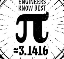 Engineers' Pi Day of the Century 2016 Sticker