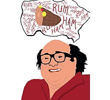 Rum Ham Photographic Print