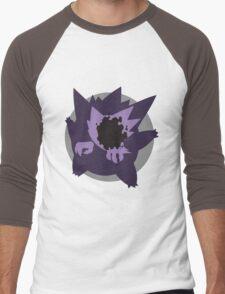 Ghastly Evolutions Men's Baseball ¾ T-Shirt