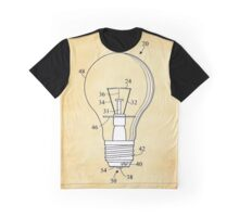 Lightbulb. Graphic T-Shirt