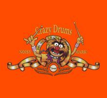 Crazy Drums Kids Tee