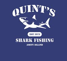 Quint's Shark Fishing Unisex T-Shirt