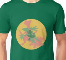 Treecko Evolutions Unisex T-Shirt