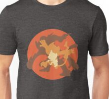 Chimchar Evolutions Unisex T-Shirt